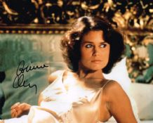 Corinne Clery Autograph Signed Photo - Moonraker